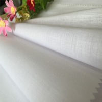 Shirt collar interlining,polyester knitted linings