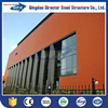 Cheap Long Span Steel Structure Building for School/Shopping Mall