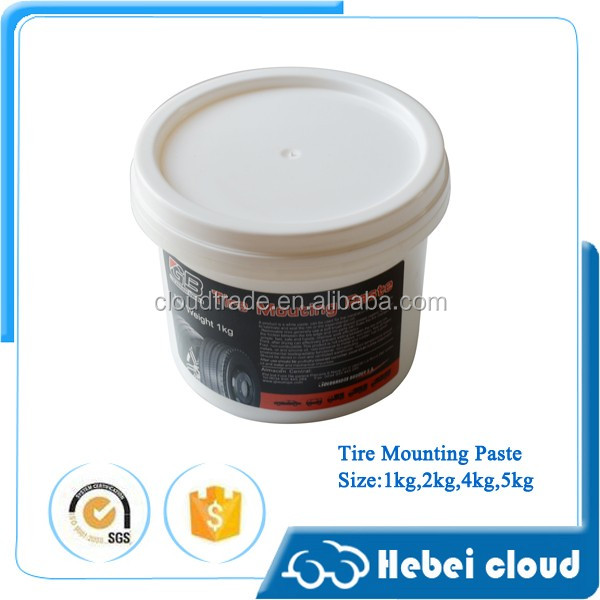 Cream Tire Paste/Tire Mounting Lube