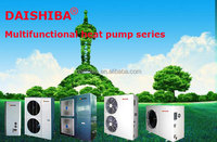 American Copeland scroll compressor heat pump multifunction air source water pumps split system