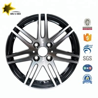 15 to18 inch 12 spoke 4 5 hole alloy wheel rim 4 hole