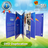 best selling dvd replication with digipack cardboard sleeve packing