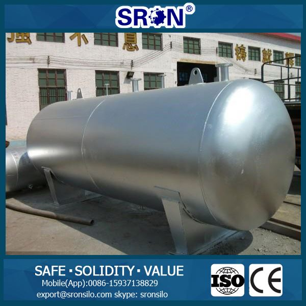 Vertical/Horizontal Stainless Steel Water Tank Price, Customized Water Tank Size