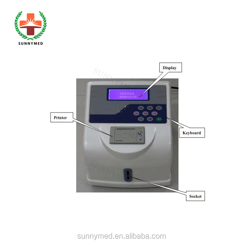 SYB04E Mdiacal equipment Helicobacter pylori test system detector