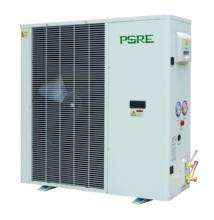 refrigeration air-cooled r404a condensing unit stand for cold storage