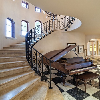 Solid Stone Staircase Decorating Ideas And Classical Marble Staircase,Lobby  Marble Granite Staircase - Buy Solid Stone Staircase,Solid Stone Staircase