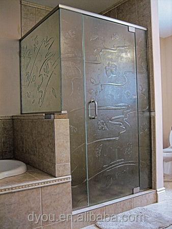 Nuevo dise o de interiores de vidrio esmerilado puerta del for Lo ultimo en puertas de interior