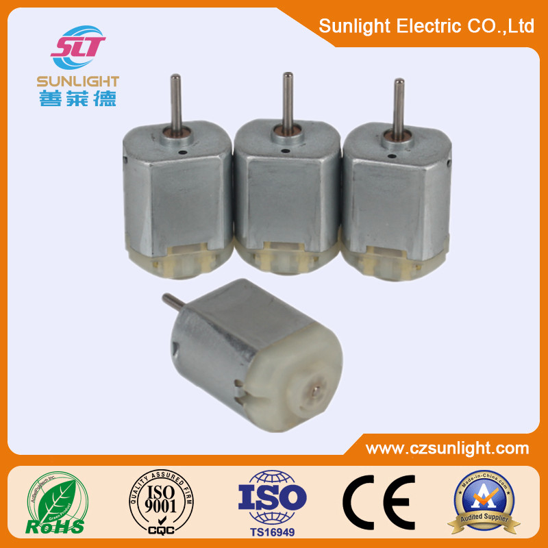 wide auto use electric machine small 130 dc motor