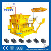 double column brick forming machine price QMY6-25 Haicheng machinery group