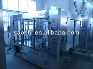 pepsi filling machine, carbonated drink filling machine, soft drink filling machine