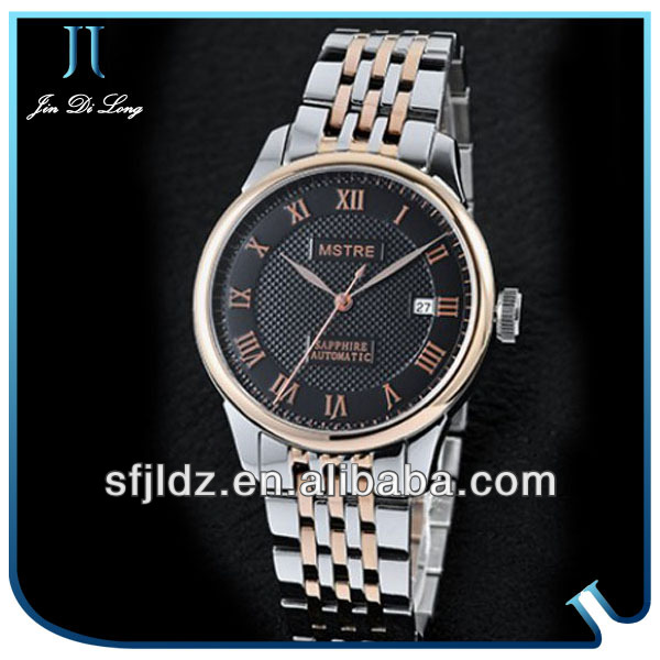 Watch representation good taste for life steel strap watches