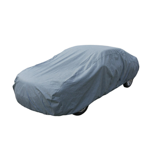 Outdoor Best Custom Uv Resistant Waterproof dust proof Car Cover For Sale sun protection car rain cover folding garage car cover