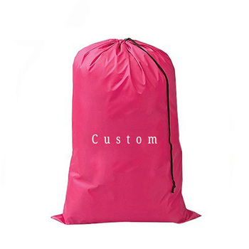 Wholesale nylon laundry bags with grommets