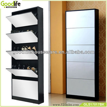 French Alibaba Shoe Storage Cabinet Mirrors For Bedrooms