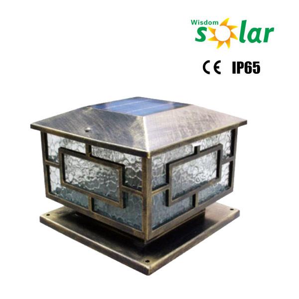 2016 nouveau solaire produits led solaire portail for Lumiere led pour exterieur