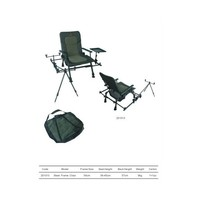 Carp fishing folding chair outdoor