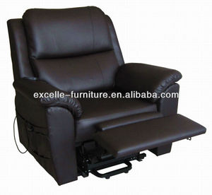 China factory direct sale power recliner sofa China, lift recliner chair sofa