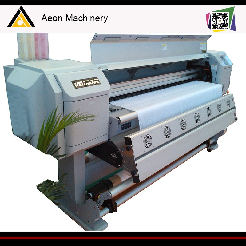 Mutoh valuejet 1638wx directe digitale stof drukmachine