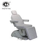 DTY luxury hydraulic facial tattoo chair set electric massage bed table for beauty salon