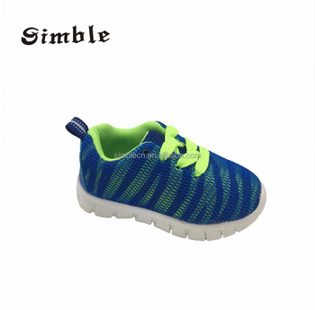 Fournisseurs Odm Chine 2018 Enfants Mode Oem Shoes Causal Blue xwgBUtU
