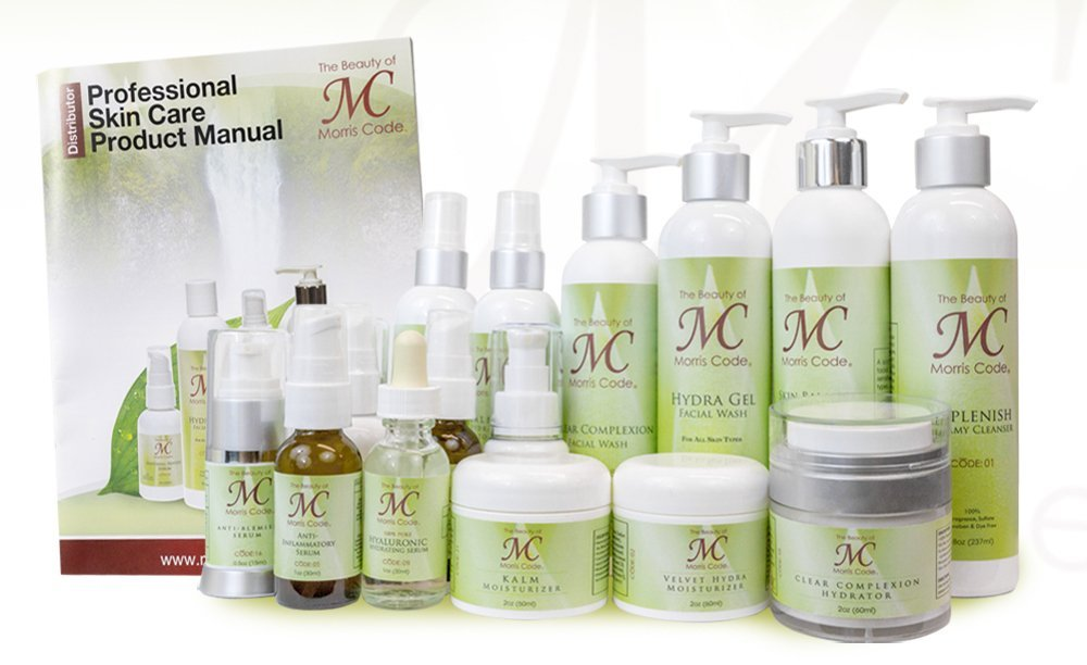 Distributor Wholesale 16 Skin Care Product Starter Kit
