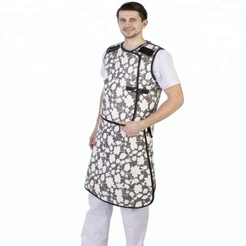 Medical x ray protective lead vest and skirt