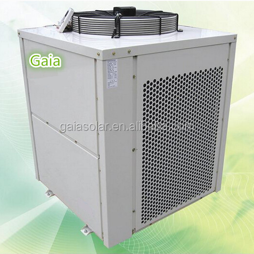 supply air heating and hot water heat pump