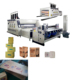 Auto feeder printing and slotting machine for green pepper box making