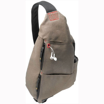 Canvas Sling Diaper Bag For Daddy Men Bags Crib Product On Alibaba