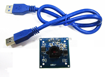 SB105E high quality 8.0MP CMOS camera module with USB3.0 interface