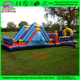 Outdoor games for kids inflatable interactive adult game boot camp inflatable obstacle course