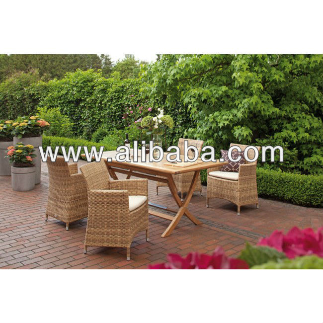 DJ line Garden Furniture and wicker furniture