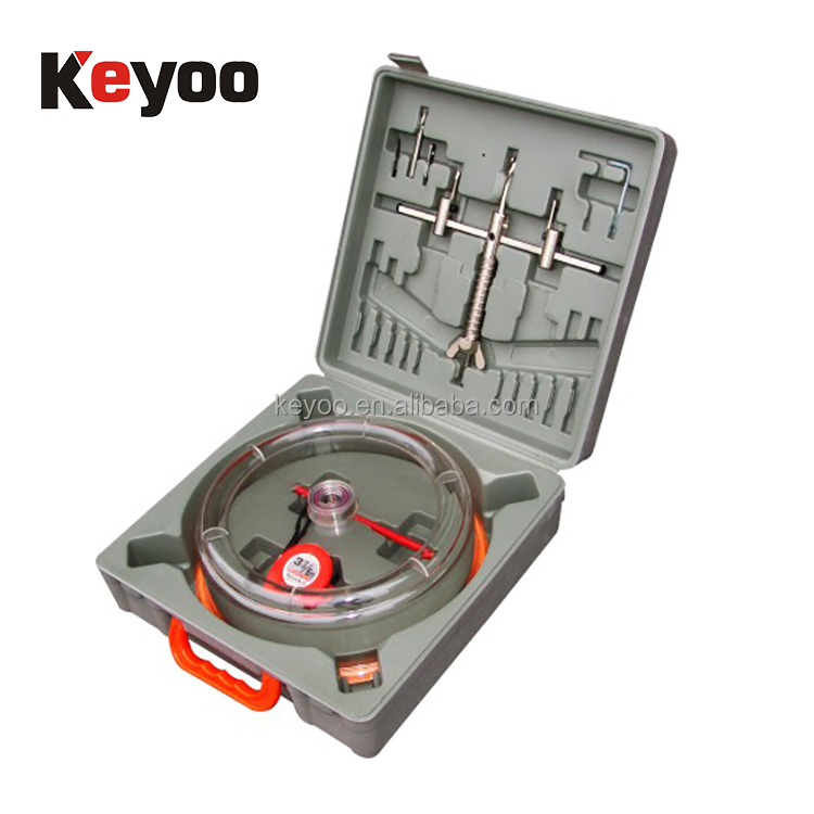 adjust plane hole saw set and kits sheet metal bit drill saw carpentry hole cutter plastic box handle tools