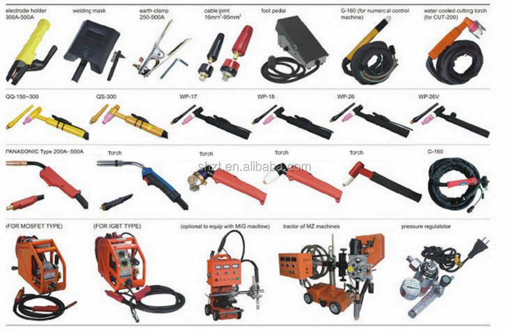 China Portable Welding Machine Price Arc-400 Machine Manufacturers ...