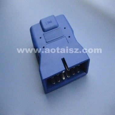 12 pin adapter obd female adapter for GM