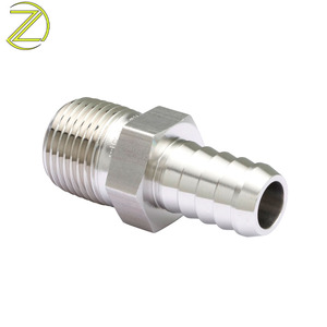 Customized Service Adapter Thread Union Connector Reducing Coupling and Fitting Reducer Metal Stainless Steel Reducer