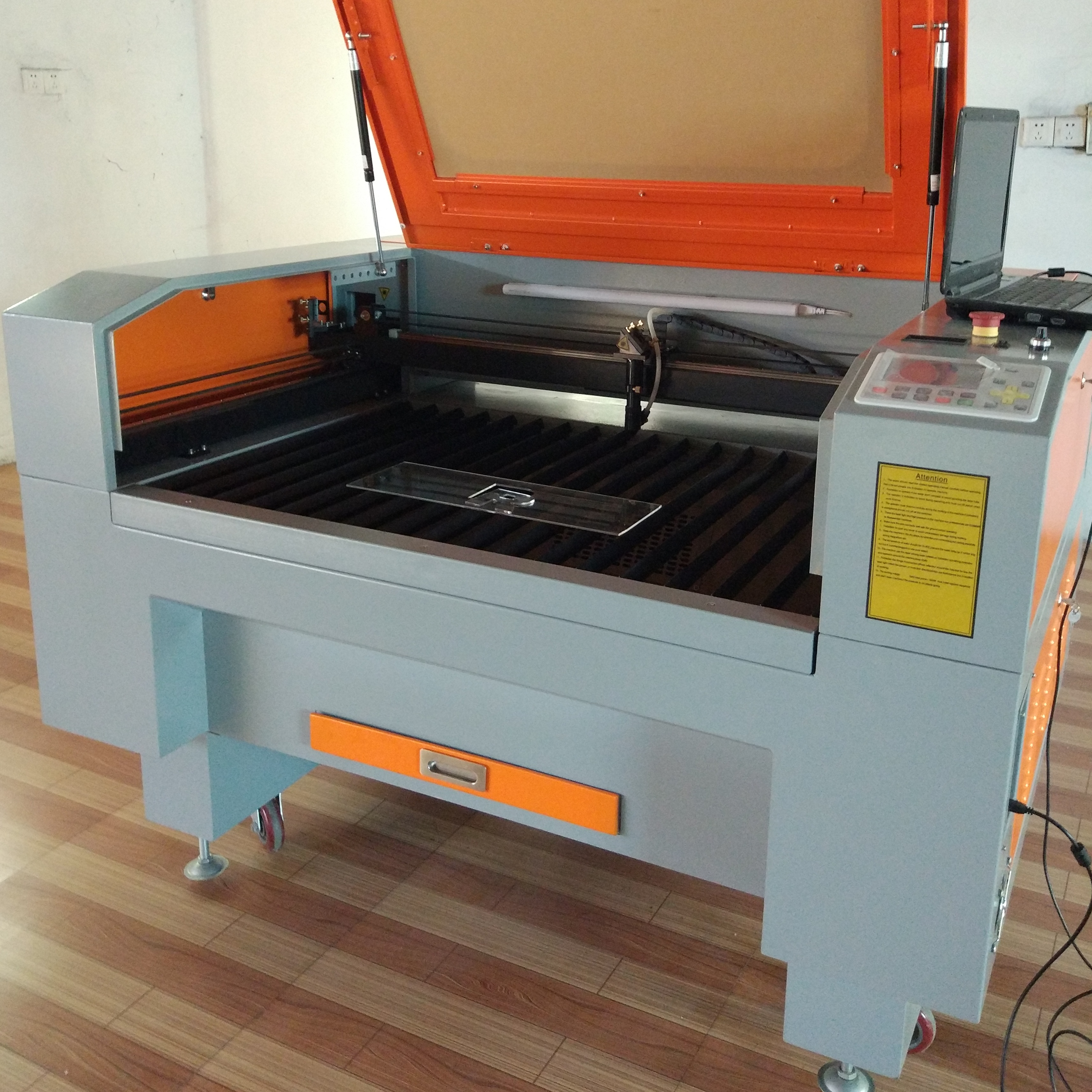 no need for follow-up processing laser cutting machine with rdworks v8 From direct factory