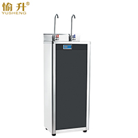 stainless steel compressor water cooler dispenser mini cold water drinking fountain with purification
