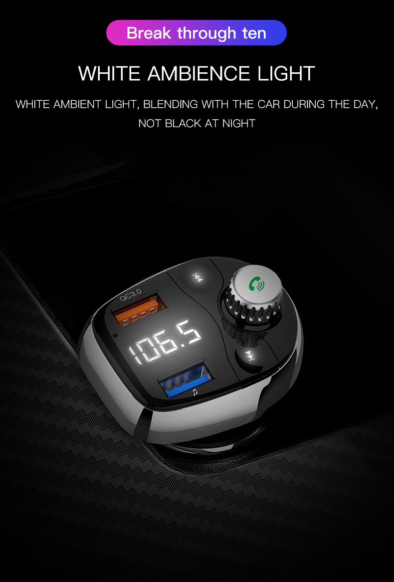 Wholesale Price Auto Kit Charger Car MP3 Player With Bluetooth