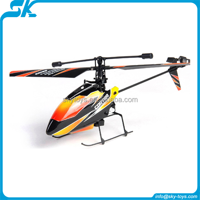 V911 4CH Metal 4 Channel Remote control 4CH RC Helicopter radio control R/c Helis, Radio Control Ready to fly toy!!