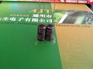 Energy saving lamps capacitor 400V4.7