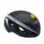 2019 New Style Black Integrally-molded Bike Helmet EPS Foam Matte Outdoor Riding 2 Goggles and 8 Vents Breathable Bicycle Helmet
