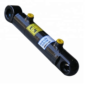 Hot deals welded double acting hydraulic cylinder with bushing