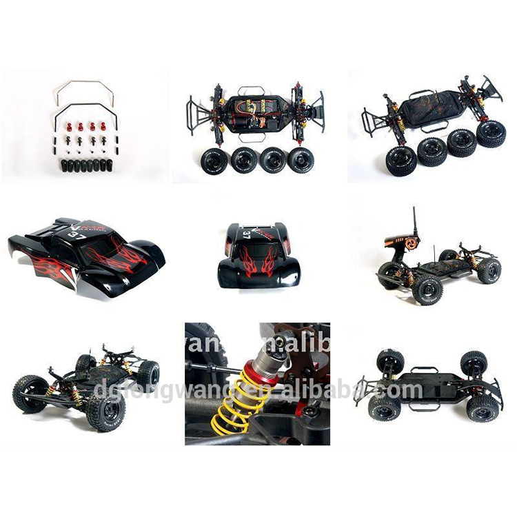 1/ 10RC car upgrade parts by factory in China