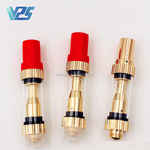 BEST quality CBD cartridges LVPS C13 red cap vape atomizer