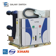 11kV 630A Embedded Pole MV Withdrawable Vacuum Circuit Breaker