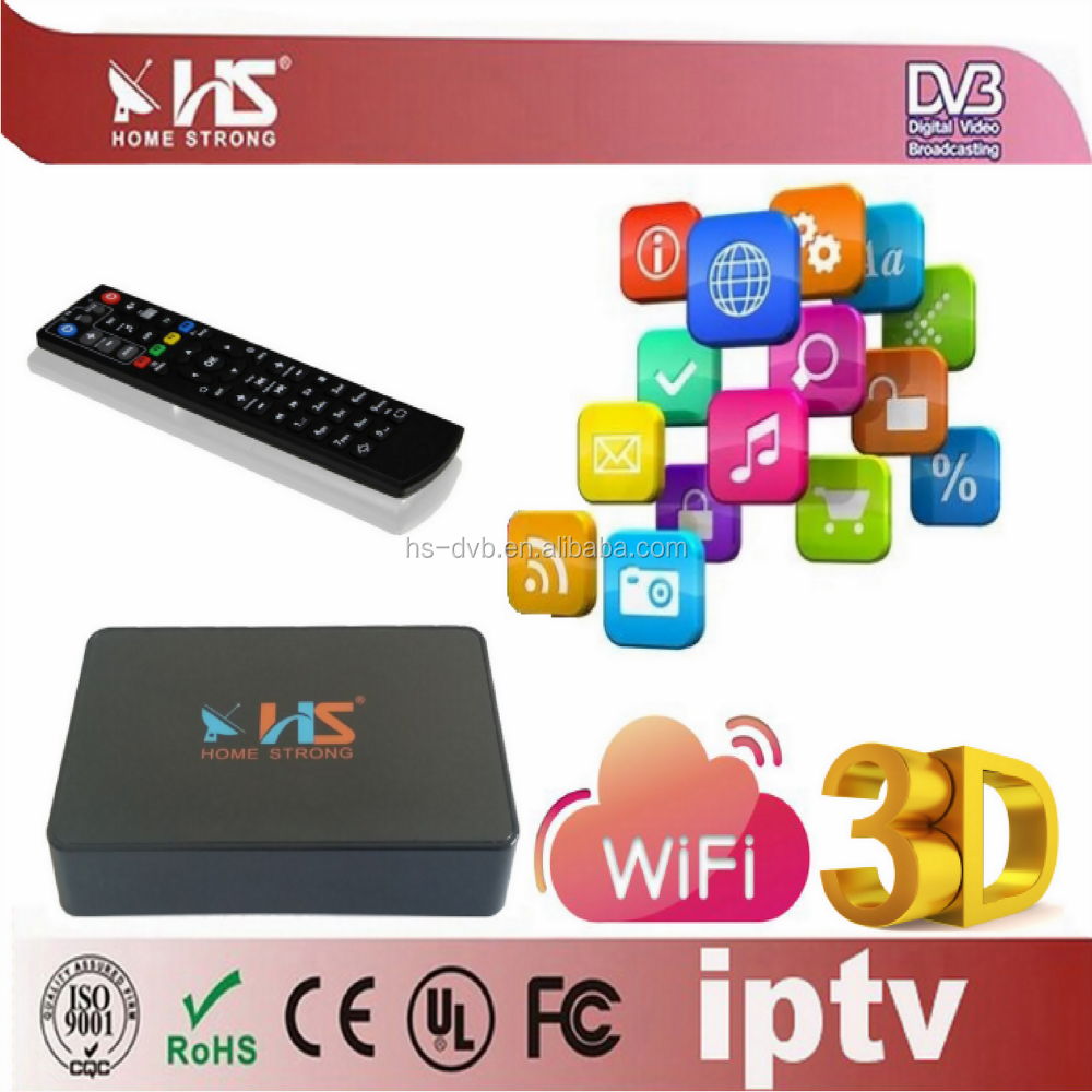 2016 year News android tv box home strong iptv for USA market