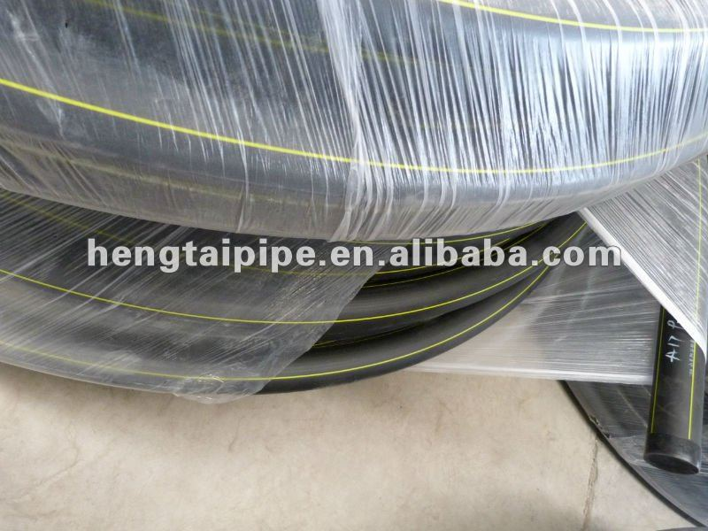 1 inch HDPE Coiled Gas Pipe