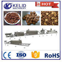 2016 best price automatic multifunction corn flake machine manufacturer
