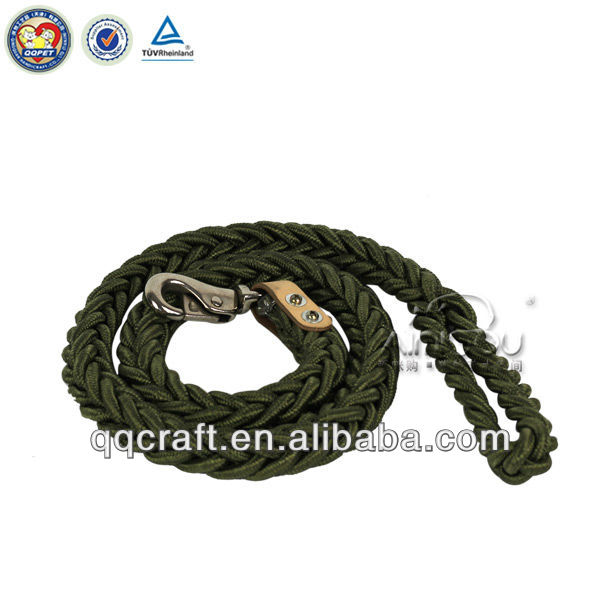 8 strands of nylon rope thick dog leash/dog used collar